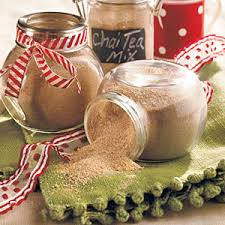Chai Tea Mix in a Jar