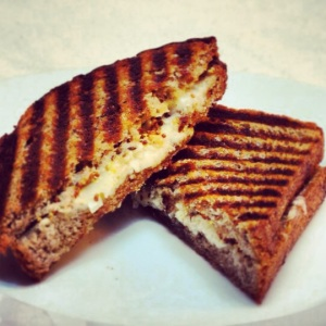 Grilled Cheese from Milk Truck NYC