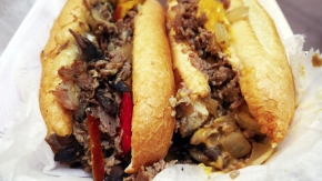 Whiz Steak from Phil's Steaks