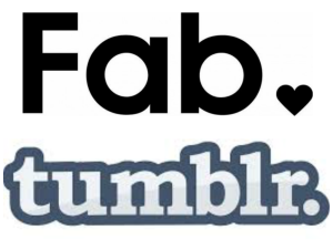 We cater lunches for tumblr and fab!