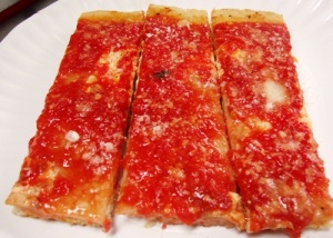 Classic slice from Valducci's