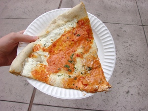 Vodka Slice from Valducci's