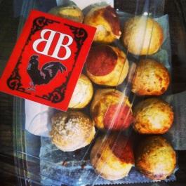 Bantam Bagels' Tailgate Box