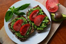Avocado Tomato Toast (Photo: nourishtheroots.com)