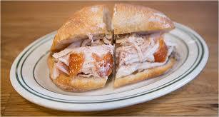 Porchetta Sandwich | Photo: Donna Alberico for The New York Times