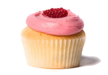 Raspberry Cupcake |Photo: Butter Lane