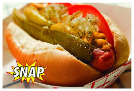 Chicavocado Dog from Snap Truck