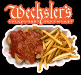 Wechsler's Currywurst & Fries