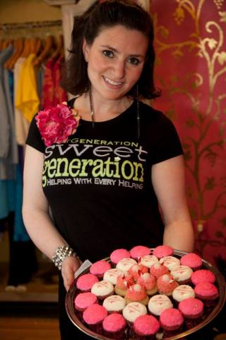Amy Chasan, founder of Sweet Generation