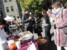 Harlem Food Festival 2013