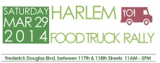 food truck rally banner