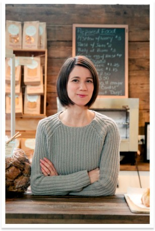 Jessamyn Rodriguez, Founder & CEO of Hot Bread Kitchen