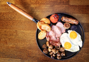 Full Irish Breakfast | Photo: Droolius.com