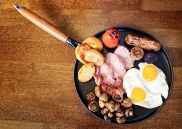 Full Irish Breakfast | Photo: Droolius.com