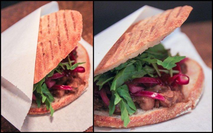 Chana Masala Sandwich | Photo Credit: Shikha Jain