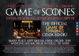 Dinner is Coming…Get Ready with the Official Game of Thrones Cookbook