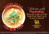 Celebrate the Thai New Year with FoodtoEat!