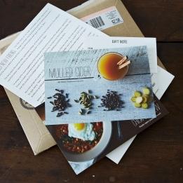 Kitchen Letters