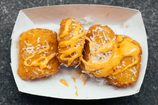 """Mac Bites"" from Mac Truck NYC (photo credit: flavorplease.com)"