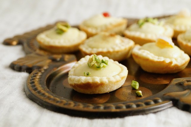 Medieval Cream Tarts | Photo Credit: Chelsea Monroe-Cassel
