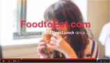 Win Free Lunch + Cupcakes! FoodtoEat Hacks Sad Desk Lunch on Tumblr
