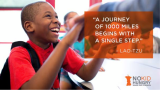 Together, Let's Make Sure There Is No KidHungry!