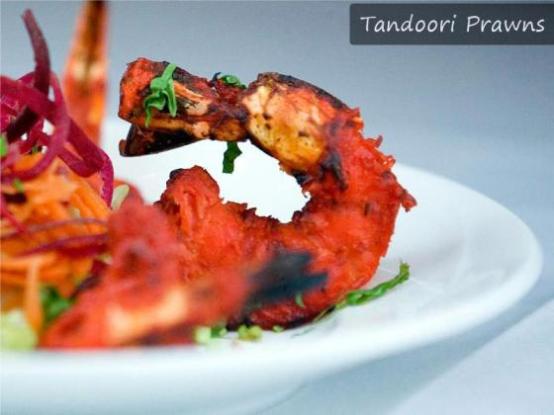 Tandoori Prawns