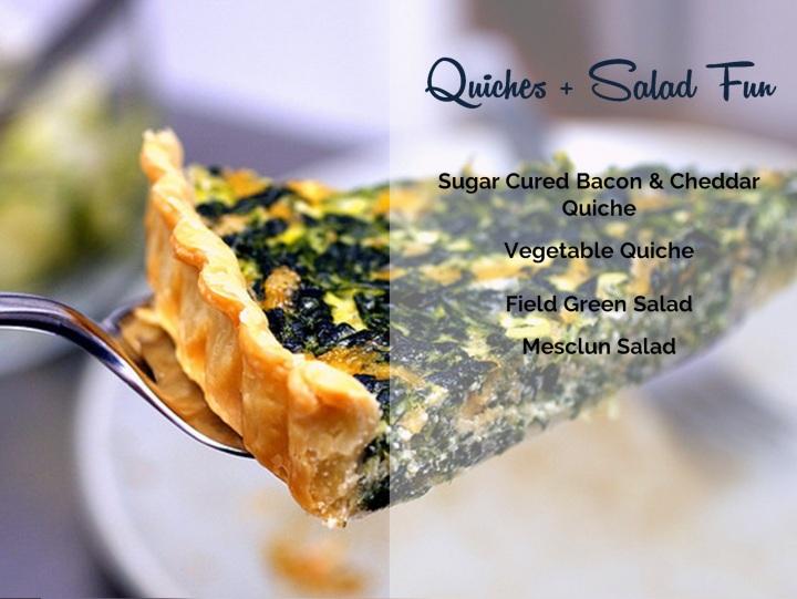 quiche+salad