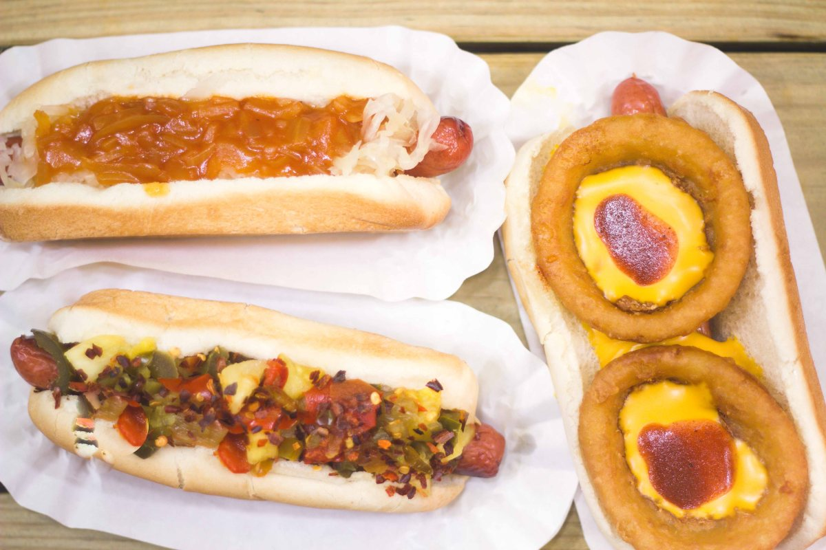 Happy National Hot Dog Day! | Papaya King