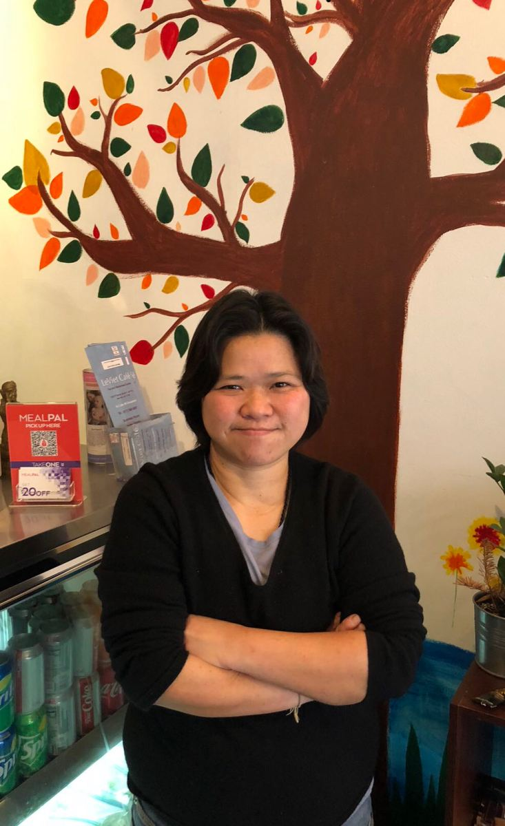 Ratsanee Suksawas, Owner of Le Viet Cafe