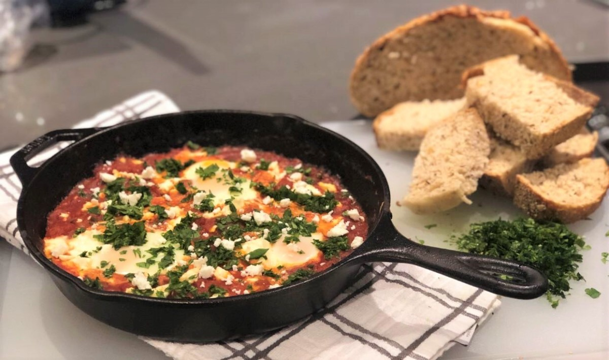 This Shakshuka Recipe is Egg-cellent!