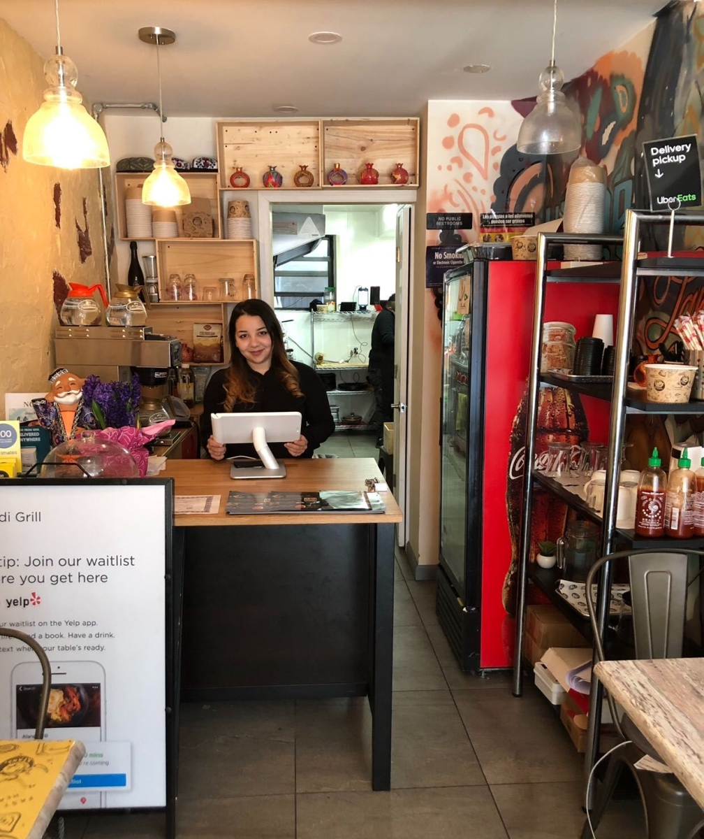 Kamola Akhmedova, Owner of Afandi Asian Grill – DailyFoodtoEat