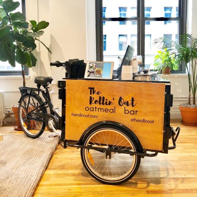 Rollin Oat Cart
